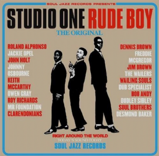 V/A - Studio One Rude Boy (LP) (M/M) (Sld)